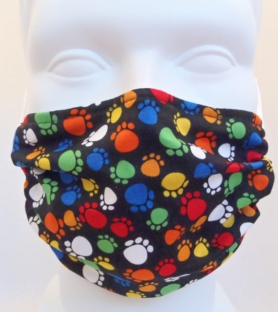 Child Paws Mask