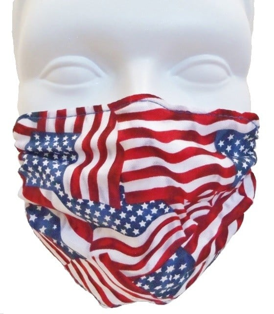 Child Flags Mask